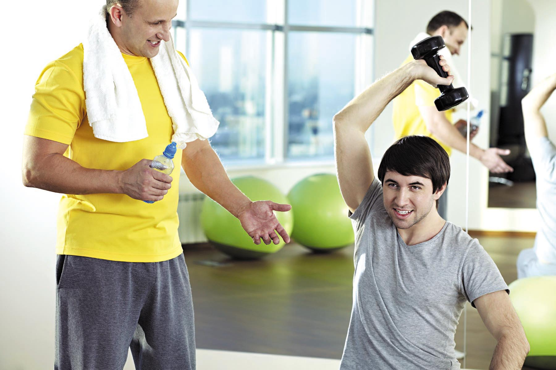 Fitness Classes and Services | Rec Center | Rowan University