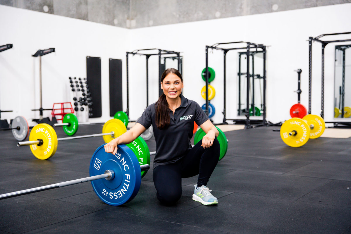 VFA Learning Geelong fitness ambassador, Lucy Brennan