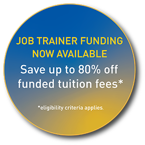 Job Trainer Funding Now Available